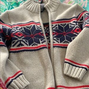 Hanna Anderson sweater 100 this is new